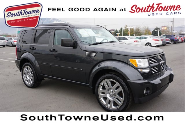 Pre Owned 2017 Dodge Nitro Heat