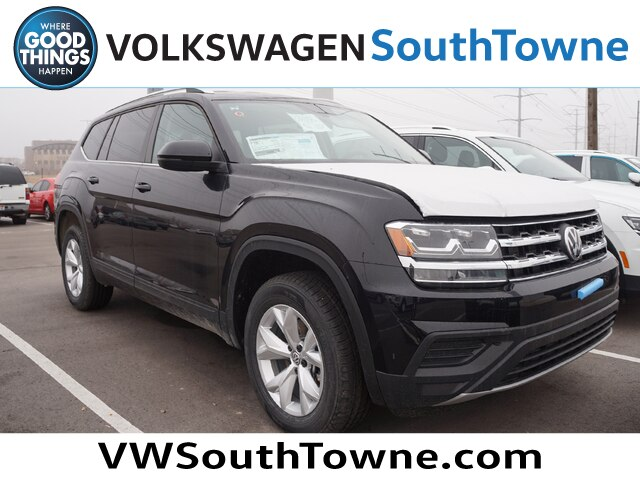 New 2019 Volkswagen Atlas 3 6l V6 S