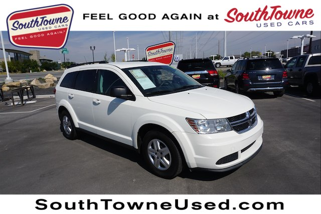 Pre Owned Dodge Journey Express Suv In South Jordan