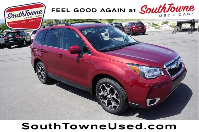 Pre Owned 2016 Subaru Forester 2 0xt Premium