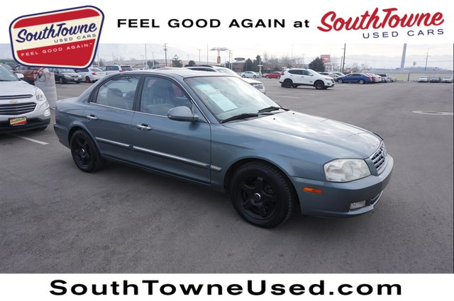 Pre-Owned 2001 Kia Optima