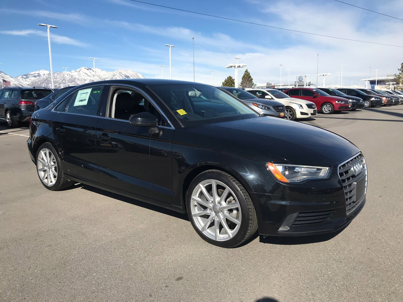 Pre-Owned 2015 Audi A3 2.0 TDI Premium Plus