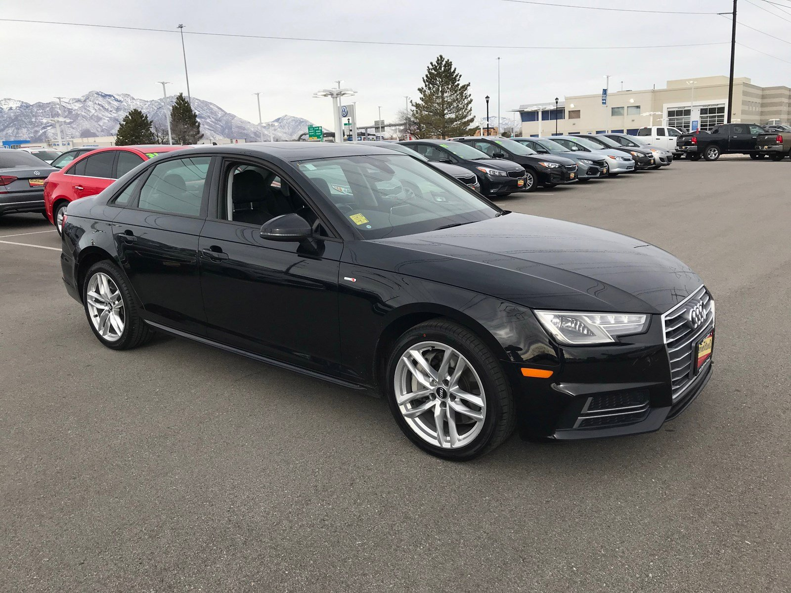 Pre-Owned 2017 Audi A4 Season of Audi Premium