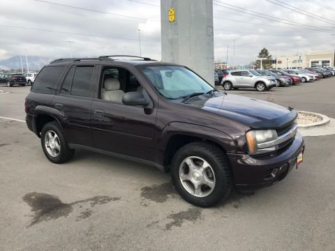 Pre-Owned 2008 Chevrolet TrailBlazer Fleet w/2FL