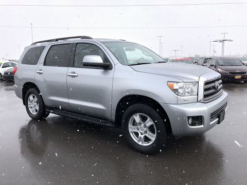 Pre-Owned 2014 Toyota Sequoia SR5