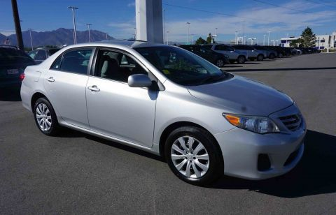 Pre-Owned 2013 Toyota Corolla LE Special Edition