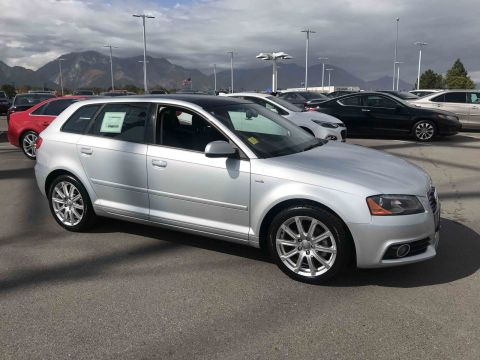 Pre-Owned 2012 Audi A3 2.0 TDI Premium Plus